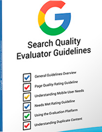 Google General Guidelines. May 16, 2019