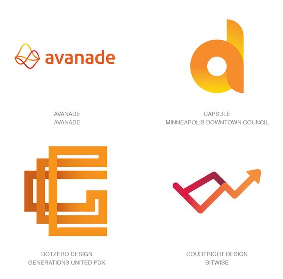 Усиление цвета в логотипах