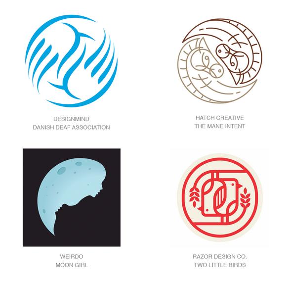 Инь-Янь в логотипах